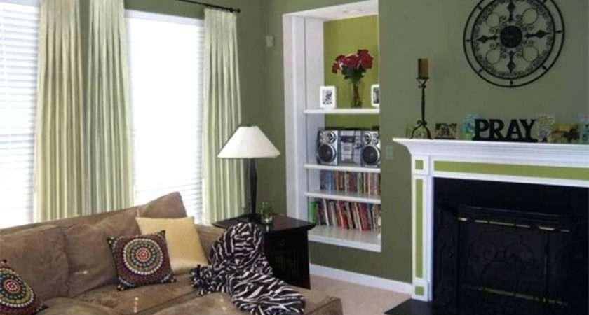 Living Room Paint Ideas Olive Green Thecreativescientist
