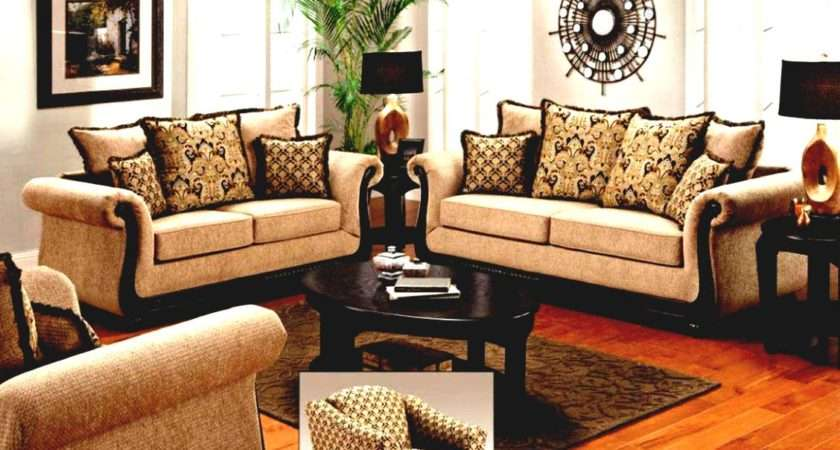 Living Room Set Furniture Green Modern Couch Nice Golime