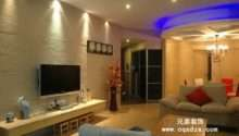 Living Room Texture Paint Ideas