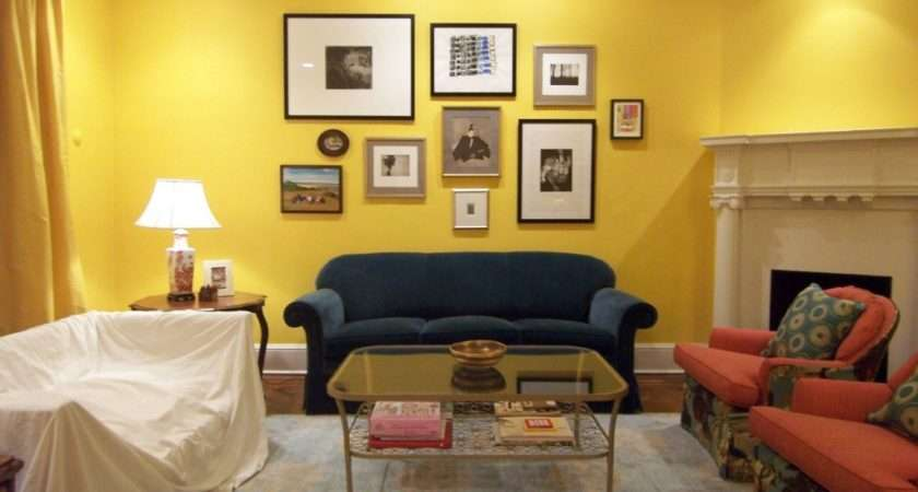 Living Room Wall Colors Wooden Floor