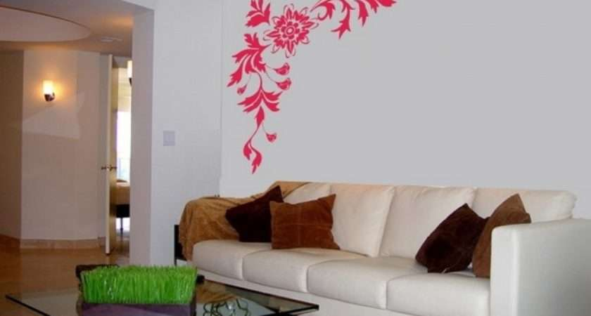Living Room Wall Paint Design Ideas Information