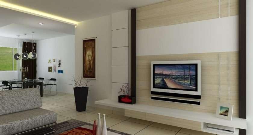 Living Room Walls Interior