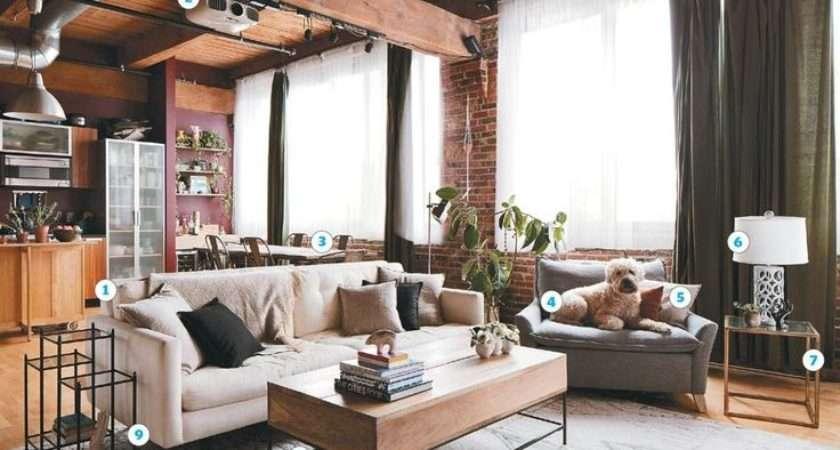 Loft Apartment Furniture Ideas Latest Bestapartment