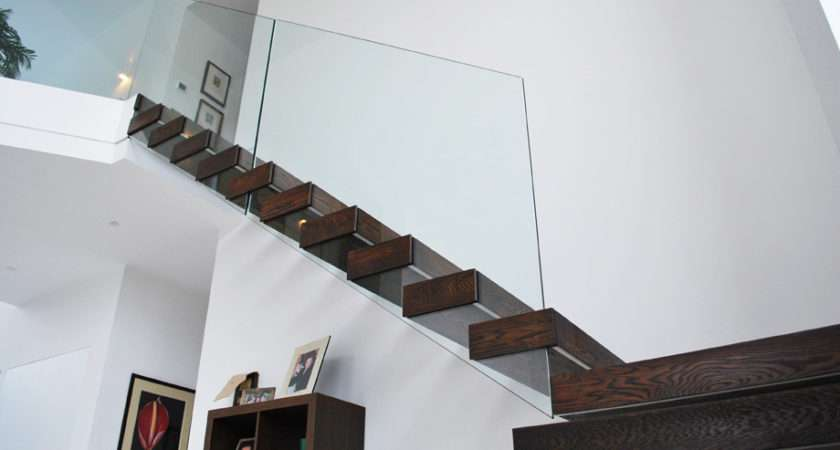 London Premiere Glass Balustrade Staircase Specialists