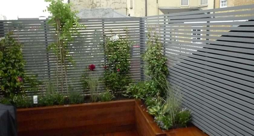 London Small Roof Garden Ideas Design Part 50