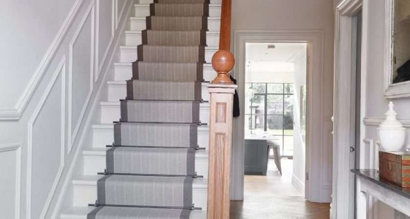 London Stair Runner Ideas Staircase Traditional
