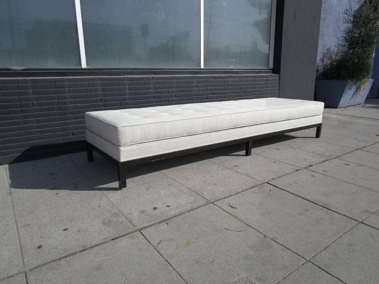 Long Day Bed Sofa Harvey Probber Stdibs