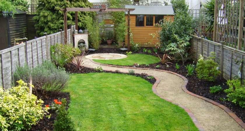 Long Thin Gardens Small