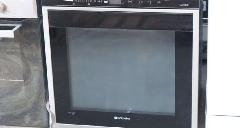 Lot Hotpoint Luce Integrated Single Door Oven Rrp
