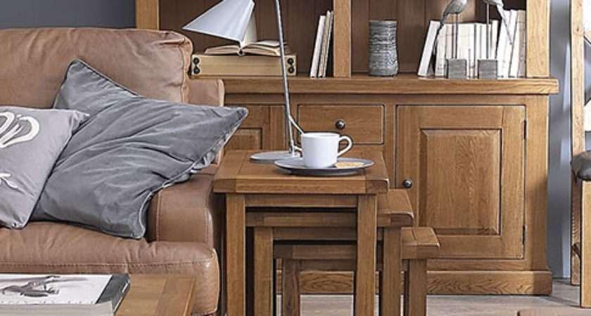 Lounge Furniture Occasional Oak Storage