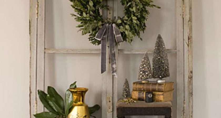 Love Fox Vintage Decorating Christmas Style