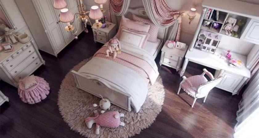 Lovely Bedroom Interior Design Girls