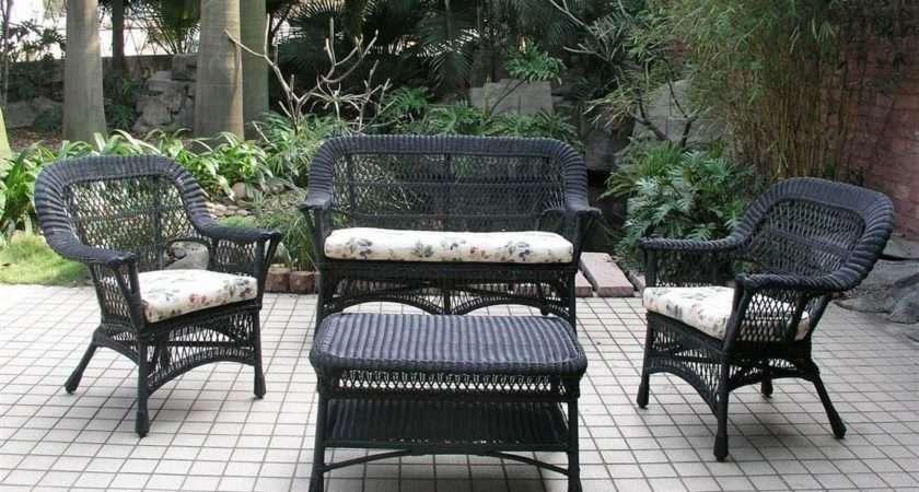 Lovely Ideas Garden Patio Furniture Set