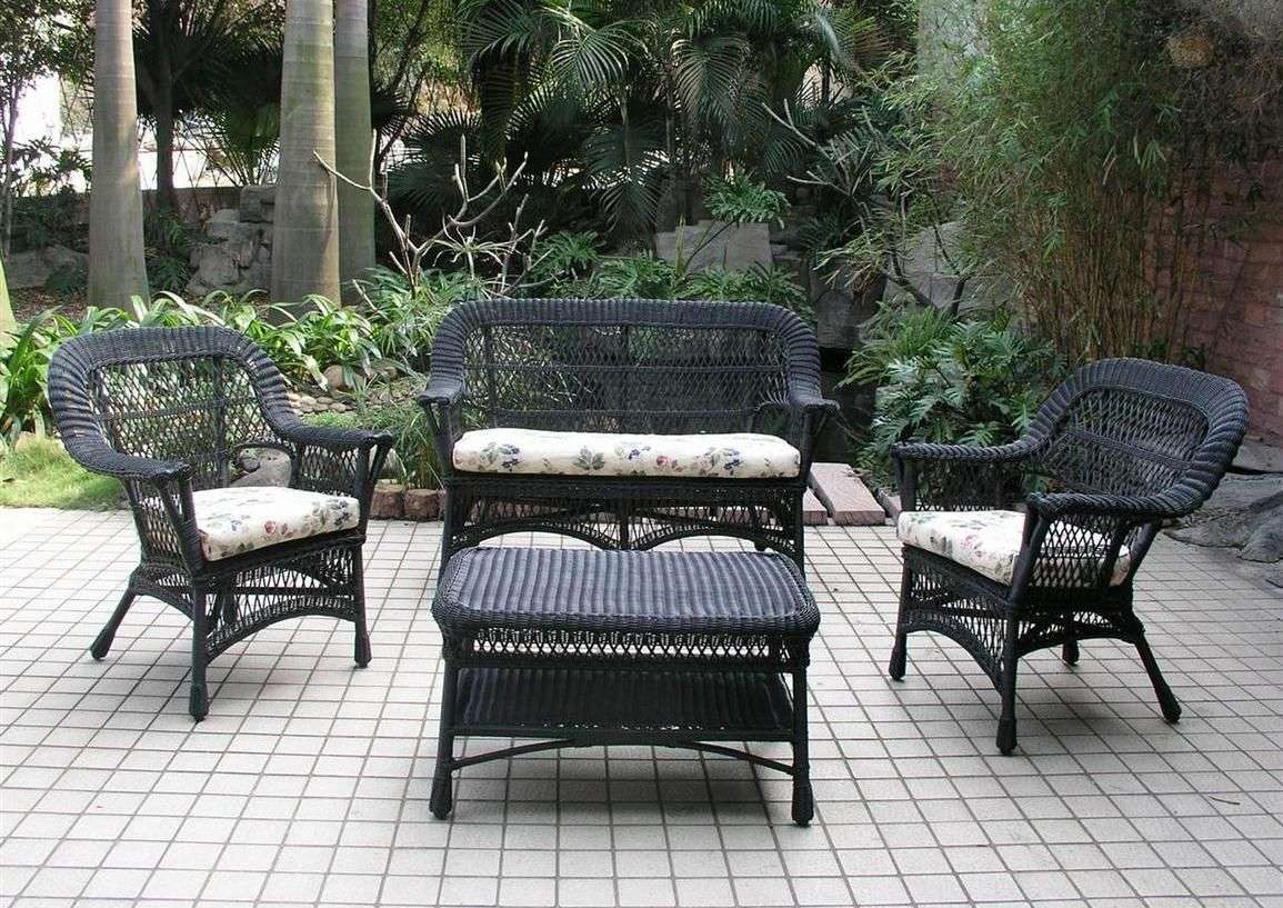 Lovely Ideas Garden Patio Furniture Set
