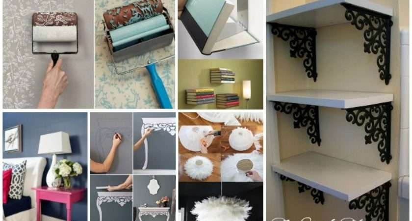 Low Budget Diy Home Decoration Projects