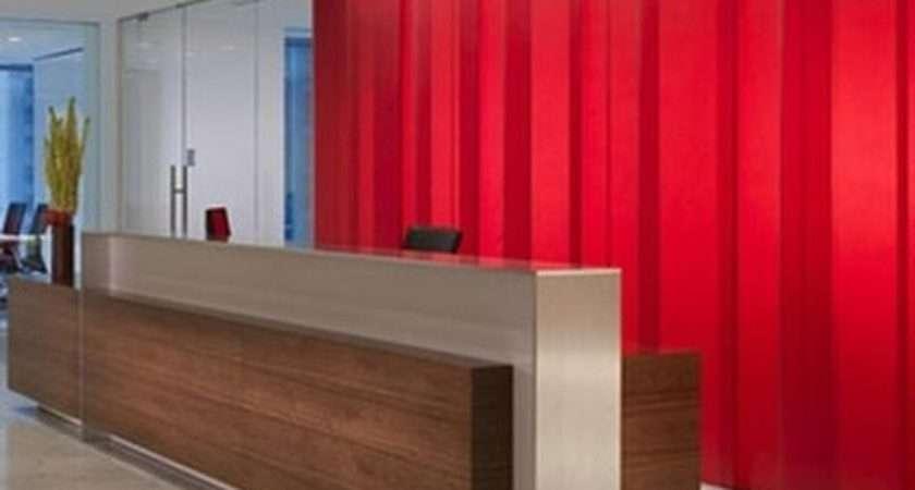 Low Budget Ways Change Modern Reception Area
