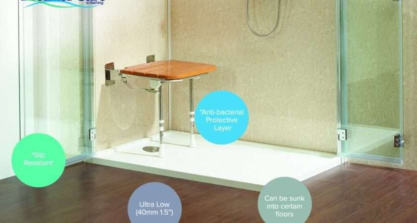 Low Level Shower Trays Premier Care Bathing