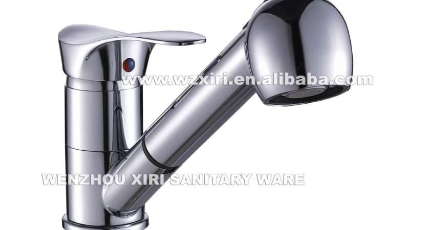Low Pressure Pull Out Kitchen Faucet China Mainland Faucets