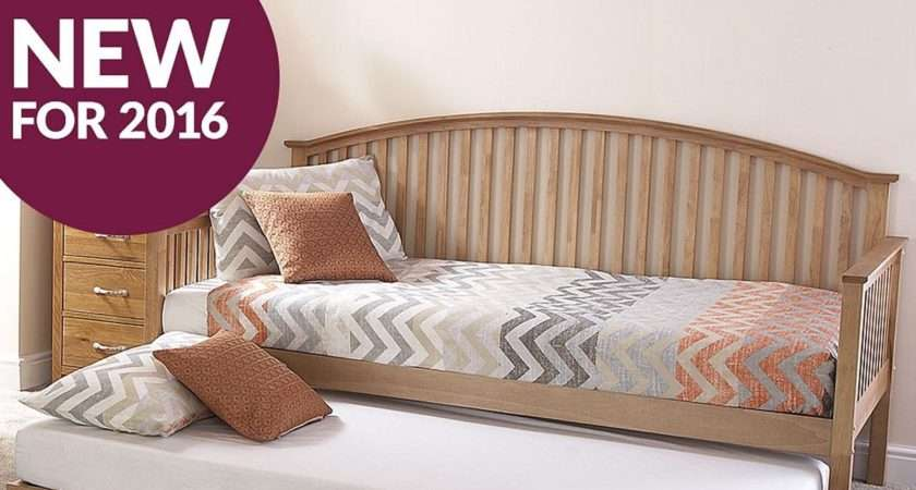 Low Prices Gfw Madrid Wooden Day Bed Trundle