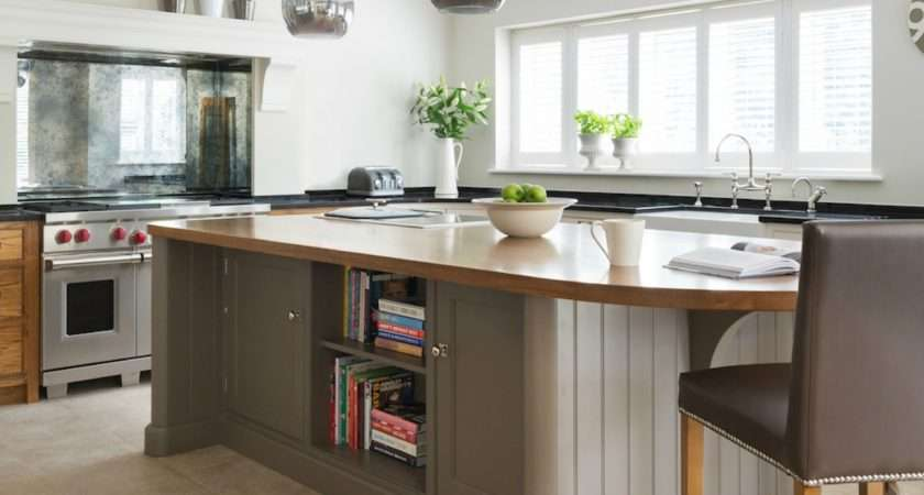 Luxe Contemporary Kitchen Brentwood Essex