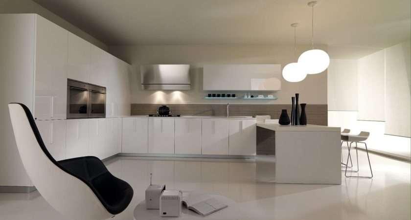 Luxurious Modern Minimalist Kitchen Design Ideas Pedini