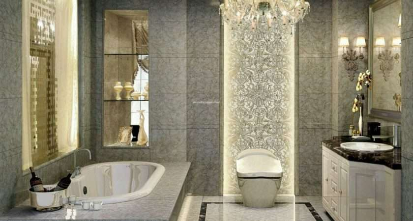Luxury Bathroom Designs More Ideas