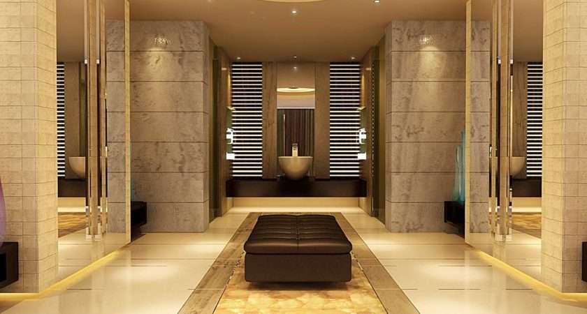 Luxury Bathroom Ideas Pretty Colors Interior Design