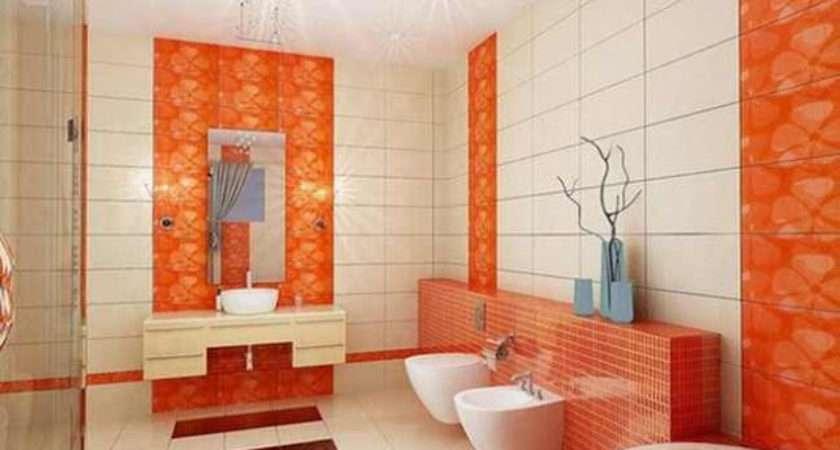 Luxury Bathroom Tile Patterns Design Colors