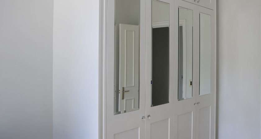 Luxury Fitted Mirrored Wardrobe Bespoke Furniture