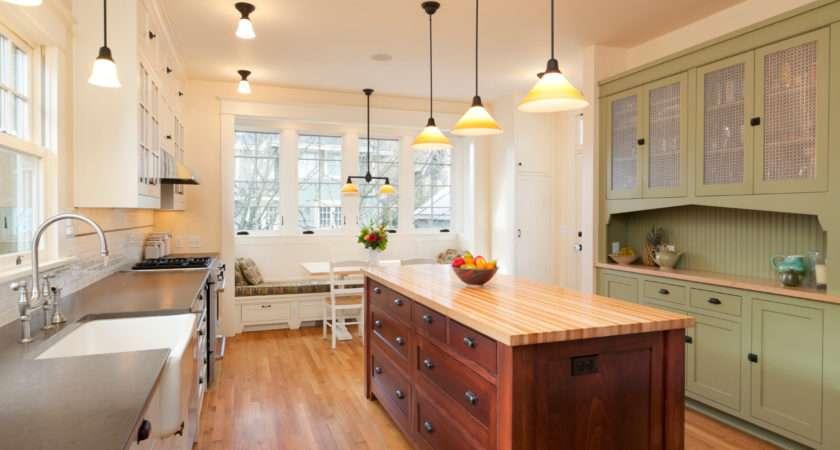 Luxury Galley Kitchen Design Ideas