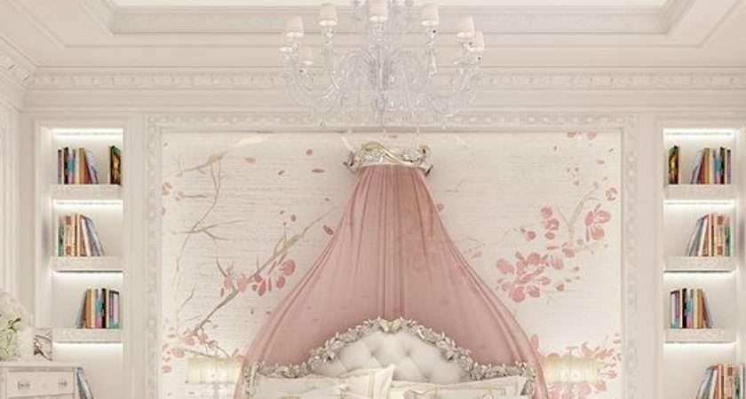 Luxury Girl Bedroom Design Ions Ionsdesign