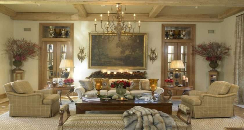 Luxury Home Decor Tuscan Style Living Rooms Italian