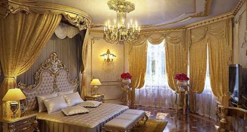 Luxury Home Interior Design Elegant Bedroom