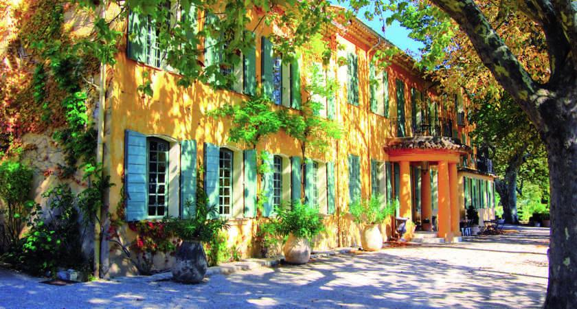 Luxury Hotel Find Domaine Baume Provence Melting