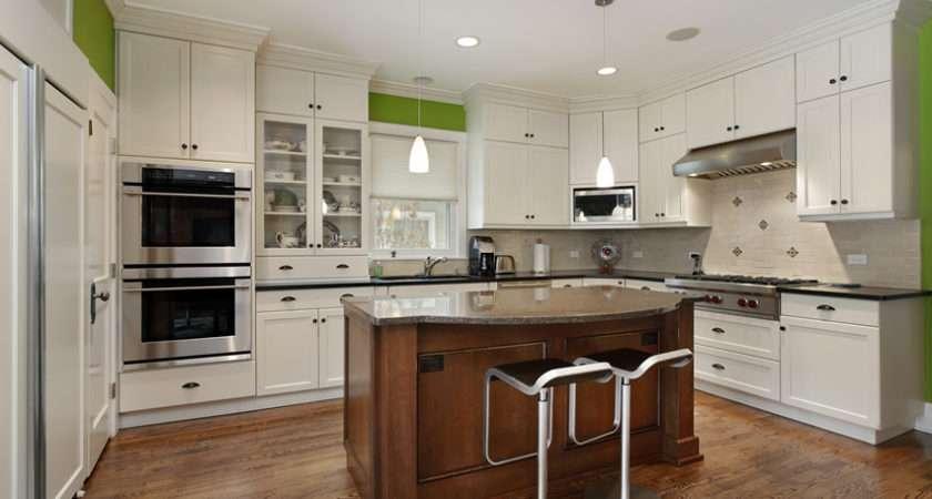 Luxury Kitchen Design Ideas Custom Cabinets Part