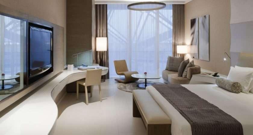 Luxury Modern Hotel Room Interior Design Ideas