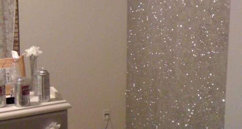 Luxury Silver Glitter Wall Paint Blog