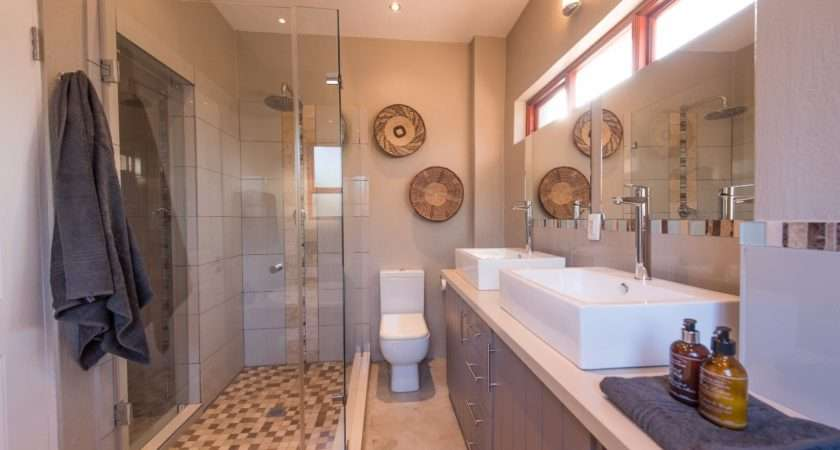 Luxury Suite Bathroom Ekhaya Bush Villa