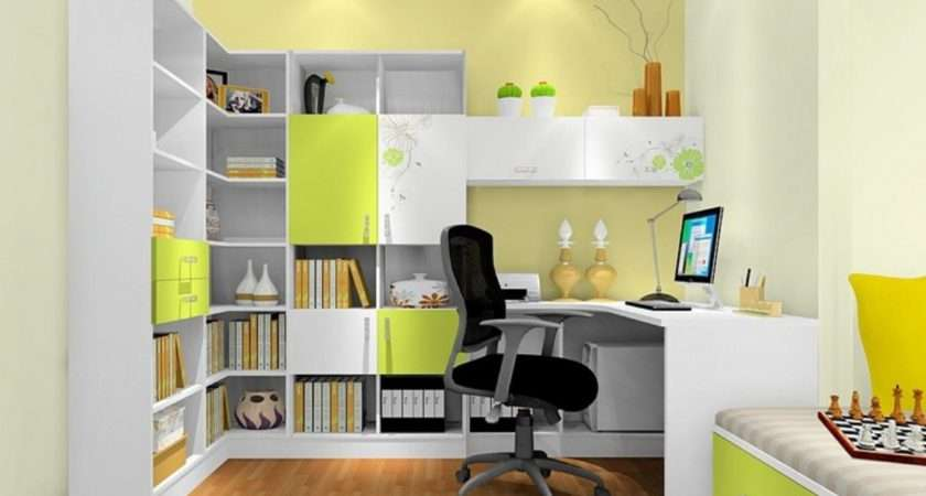 Lyon Study Room Interior Design