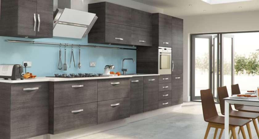 Mad Grey Kitchens