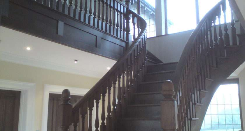 Made Measure Staircases Curved Staircase Specialists Stairs