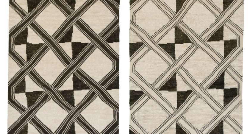 Madeline Weinrib Launches Rug Inspired Sand Paintings Design Milk