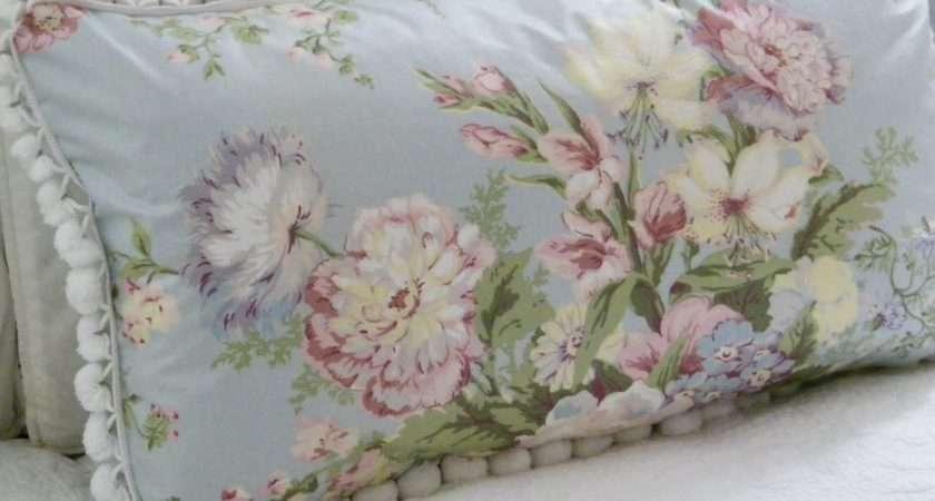Maison Decor Pretty Chintz Fabric Bookcases