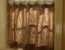Make Burlap Cafe Curtains Guest Post