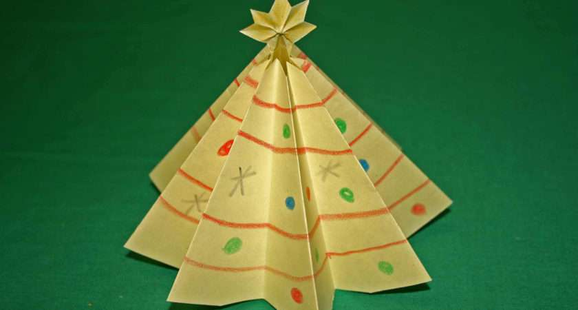 Make Christmas Decorations Home Paper