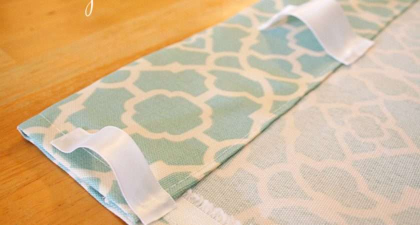 Make Curtains Step Sewing Tutorial