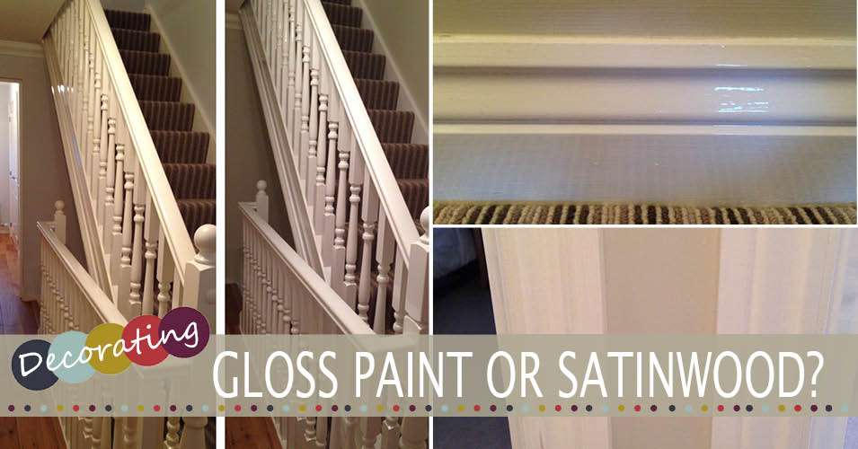 Make Decision Which Paint Gloss Satinwood