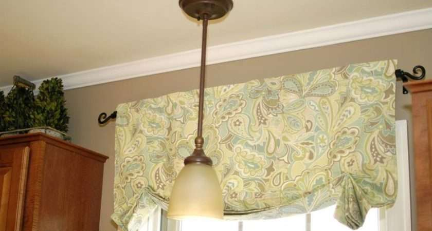 Make Easy Curtains Sewing Pinterest