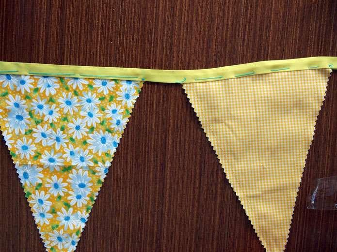 Make Fabric Bunting