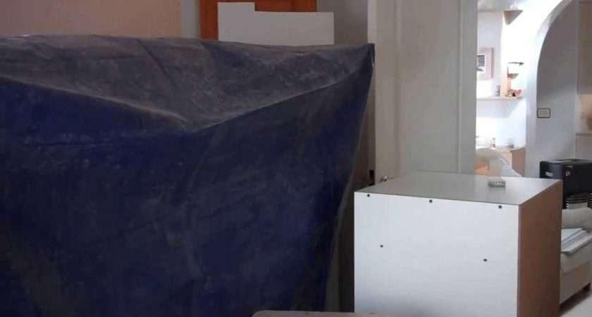Make Fitted Bedroom Wardrobe Start Finish Part
